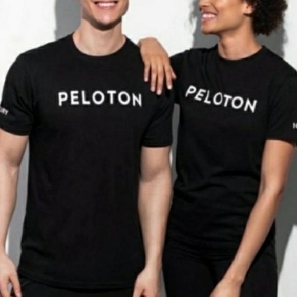 Peloton Century Club Graphic Short Sleeved T-Shirt